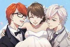 Saeyoung, saeran y Mc