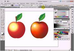 """Видео урок по Adobe Illustrator - урок 2 """"Обзор интерфейса"""""""