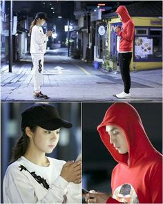 Images from drama series Blade Man