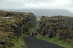 Þingvellir Almannagjá