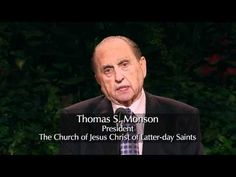 """""""Stand in Holy Places"""" LDS (Mormon) President Thomas S. Mormon Messages, Mormon Quotes, Lds Mormon, Mormon Channel, Thomas S Monson, Youth Conference, New Heart, Churches Of Christ, Old Testament"""