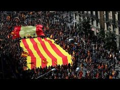 Thousands march in Barcelona for Spanish unity euronews (in English)