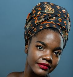 Queen Head wrap