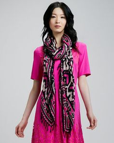 Alice by Temperley - Sovereign Print Scarf