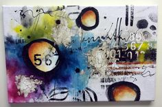 Graffiti Grunge 1 | Donna Downey Studios Inc