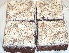 Paholaisen piirakka Finnish Recipes, Sweet Pastries, Cake Bars, Sweet And Salty, Healthy Treats, Vegan Desserts, No Bake Cake, Food To Make, Food And Drink