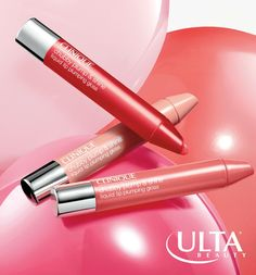 Make room for Clinique Chubby Plump & Shine lip gloss: six high-shine, light-reflecting glosses to enhance your pout. It moisturizes for hours, has an instant cooling effect and an easy twist-up application, making it a must-have in your makeup bag.