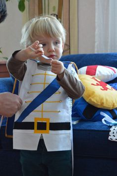 Kid's Prince Charming Dress Up Costume Fairytale by TootsAndMe