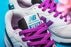 a1287985095e New Balance Adds Some Flavour to the 997H with a  Sea Salt Peony …