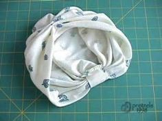 Hat pattern turban 40 New Ideas Baby Sewing Projects, Sewing For Kids, Sewing Hacks, Sewing Tutorials, Sewing Crafts, Hat Patterns To Sew, Sewing Patterns Free, Free Sewing, Baby Turban