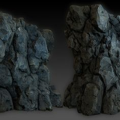 zbrush_rock, Black smith on ArtStation at https://www.artstation.com/artwork/OvJge