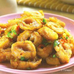 椒鹽肥腸食譜 - 豆腐料理 - 楊桃美食網 專業食譜