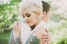 Rustic, Vintage Wedding