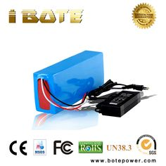 Charger 24V 25AH Li-ion Battery Volt Rechargeable Bicycle 800W E-Bike Electric