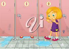 I hate bathrooms like these!