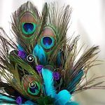 Having a peacock themed quince? You've came to the right place to make your venue pop!