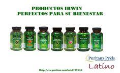 Disfruta de nuestros productos de la marca IRWIN con grandes descuentos. ¡Perfectos para tu bienestar!  http://es.puritan.com/search?q=irwin