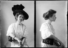 Die 69 Besten Bilder Von Damenfrisuren Um 1900 In 2019