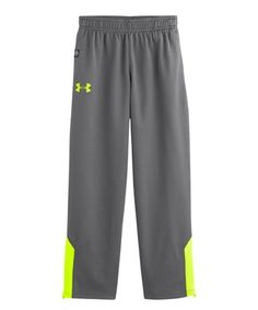 Look at this Graphite NFL Combine Authentic Pants - Boys on #zulily today!
