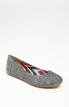 8dc892a3f4fa TOMS  Natalia  Ballet Flat available at  Nordstrom - also want- Bday or