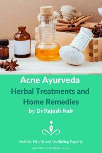 Acne Ayurveda Herbal Treatment, Home Remedies Ayurvedic Skin Care, Ayurvedic Remedies, Ayurvedic Herbs, Ayurvedic Medicine, Natural Treatments, Natural Medicine, Herbal Medicine, Ayurveda