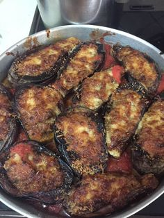Greek Dishes, Greek Recipes, Food Hacks, Pork, Easy Meals, Appetizers, Food And Drink, Cooking Recipes, Stuffed Peppers