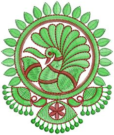 Machine Embroidery Designs Instant download online Peacock Embroidery Designs, Hand Embroidery Design Patterns, Hand Embroidery Patterns, Machine Embroidery, Simple Designs To Draw, Buddha Drawing, Disney Drawings Sketches, Peacock Wall Art, Jewelry Design Drawing