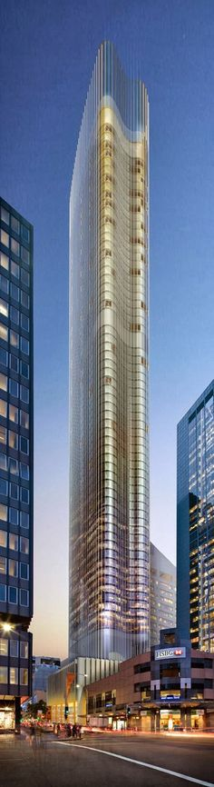 Tower in 115 Bathurst Street, Sydney #architecture ☮k☮
