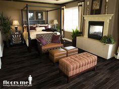 Handscraped & Distressed flooring comes in a variety of looks- all at an affordable price.