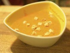 notatki kulinarne: Belgijska zupa pomidorowa