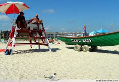 I love Cape May...best beaches in New Jersey!