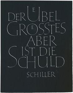 Friedrich Poppl,  1923 - 1982. Der Übel größtes, 1985, 66,2 x 48 cm, BSK 4,1,38