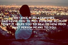 long distance relationships.. ==== Visit http://www.hot-lyts.com/ for more quotes on relationship. #quotes #life #relationship