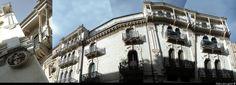 """Palazzo Polizzi o """"Casa delle quattro stagioni"""", Caltagirone (Saverio Fragapane - Facciata) - © fabiosigns"""