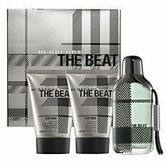 Burberry Burberry Beat Gift Set by Burberry. $75.95. Image shown above may not be true representation. See product description! (Below). 3 pc. Gift Set. Men. The Beat by Burberry Cologne for Men is a young trendy  fashion and easy to wear fragrance made with the finest ingredients for a long lasting scent