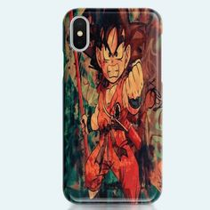 coque iphone x vegeta