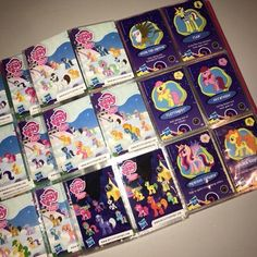 HUGE My Little Pony Mini Figures Lot