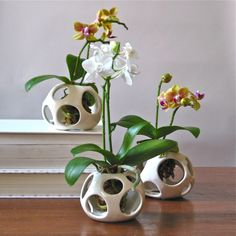 orchid pod by iloveairpods on Etsy, $48.00