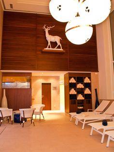 Wellness im Hotel Salzburger Hof Bad Gastein, Sauna, Loft, Bed, Furniture, Home Decor, Vacations, Lofts, Stream Bed