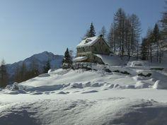 Rifugio  Rifugio Pietro Crosta  Alpi Lepontine su A Tutta Neve