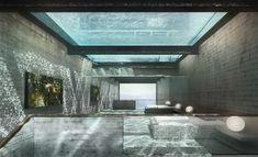Conceptual Cliffside 'Casa Brutale' on the Aegean Sea 7