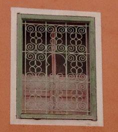 Window in Marrakech