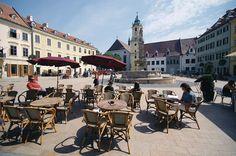 Army Square, Bratislava, Eslováquia