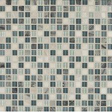 Mosaic Blend Tile in Marina