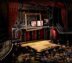 Znalezione obrazy dla zapytania concert  orchestra set design