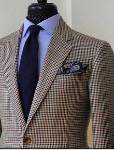 Great mix and match. Mens Fashion Suits, Mens Suits, Look Fashion, Fashion Outfits, Fashion Hair, Gentlemen Wear, Style Masculin, Men Formal, Sharp Dressed Man
