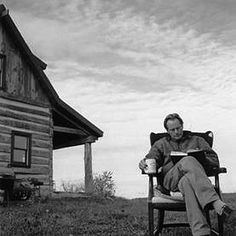 Sam Shepard - really, what do non writers know about how cool this is?