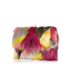 faux fur backpack trends - Google Search