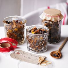 Delia Smith's homemade Christmas mincemeat