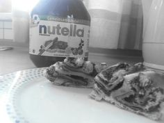 Nutella the best thing ever♡ nutella cook